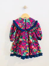Load image into Gallery viewer, floral dress / 18m
