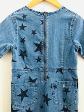 Load image into Gallery viewer, denim star dress / 8Y