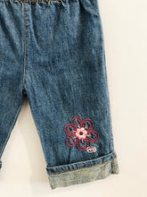 Load image into Gallery viewer, embroidered jean / 3m