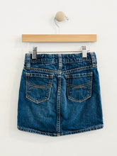 Load image into Gallery viewer, denim mini skirt / 5Y