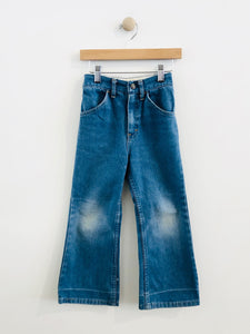 flared jean / 6-8Y
