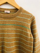 Load image into Gallery viewer, striped cashmere sweater / 5Y