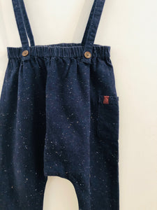 pants with suspenders / 3-4T