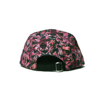 Load image into Gallery viewer, 5 panel hat - bodega ruby
