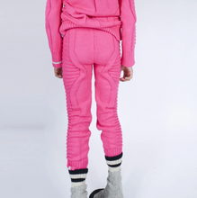Load image into Gallery viewer, knit legging - pink