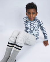 Load image into Gallery viewer, knit legging - taupe