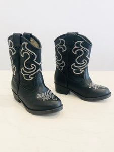 rock & soda cowboy boots / US 6-7