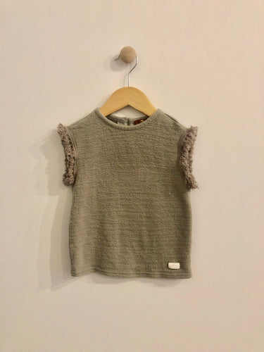 7 for all mankind top / 2T