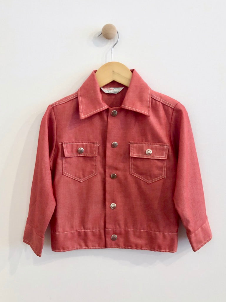 VINTAGE health-tex jacket / 6Y