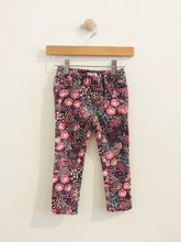 Load image into Gallery viewer, floral skinny jean / 2T