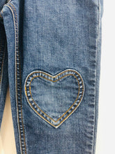 Load image into Gallery viewer, heart jeans / 3T