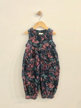 Load image into Gallery viewer, VINTAGE laura ashley romper / 12-18M