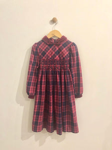 VINTAGE bonnie jean dress / 6Y