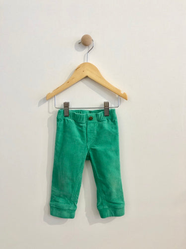little marc jacobs corduroy pants / 6m