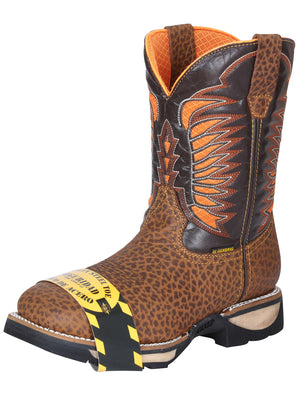 """El General"" Mamut Work Boot - Honey"
