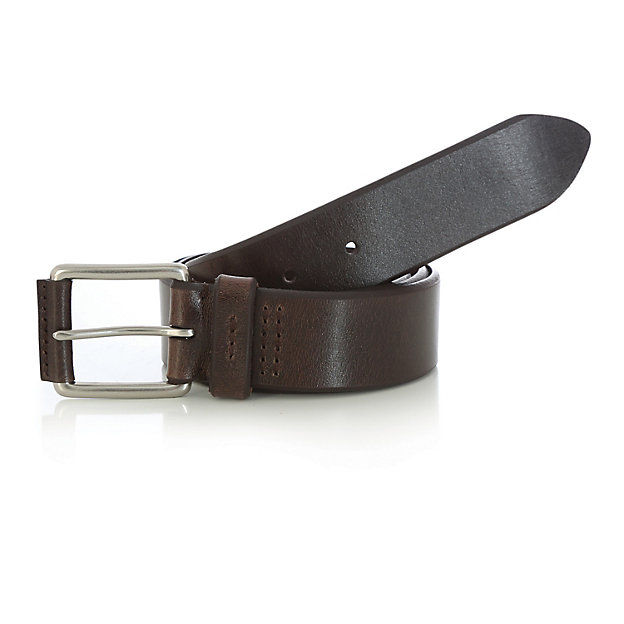 Covered Buckle Belt