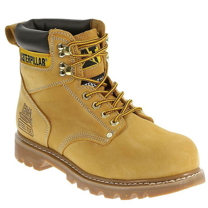 Second Shift Work Boot- Honey SIZE