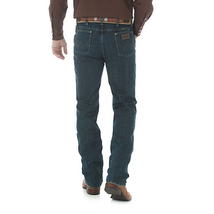Premium Performance Advanced Comfort Cowboy Cut Slim Fit Jean- Dark Tint