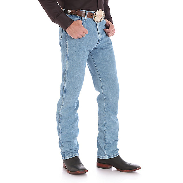 Cowboy Cut Original Fit Jean- Antique Wash