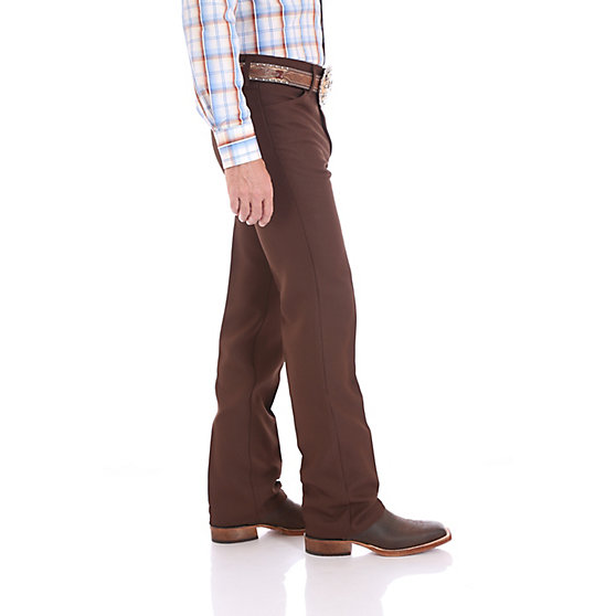 Cowboy Cut Slim Fit Jean- Dark Chocolate