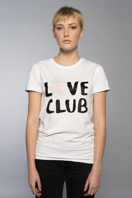 T-shirt LOVE CLUB By Romance
