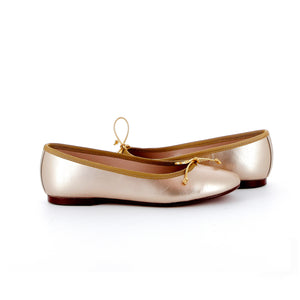 Ballerine VITELLO LIGHT DORE Giulia