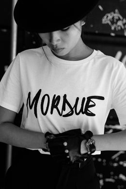 T-shirt MORDUE By Romance