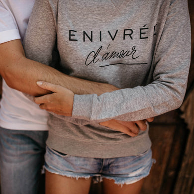 Sweat ENIVREE D'AMOUR By Romance