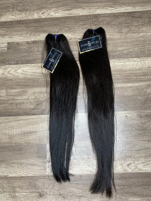 Raw Cambodian Straight Hair Extensions
