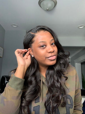 RAW Indian 13*4 HD Lace Frontal (ALL TEXTURES)