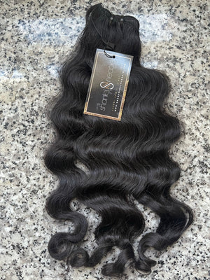 RAW Indian Curly Hair Extensions