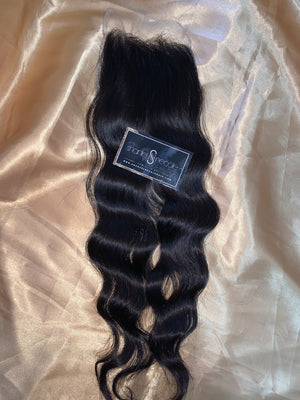 RAW Cambodian 5*5 Lace Closure (All NON Coarse TEXTURES)