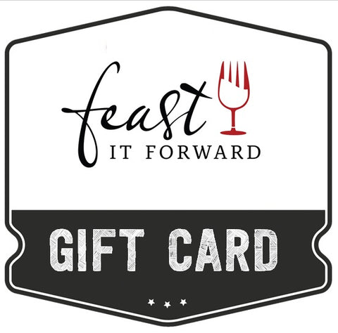 Feast it Forward Gift Card