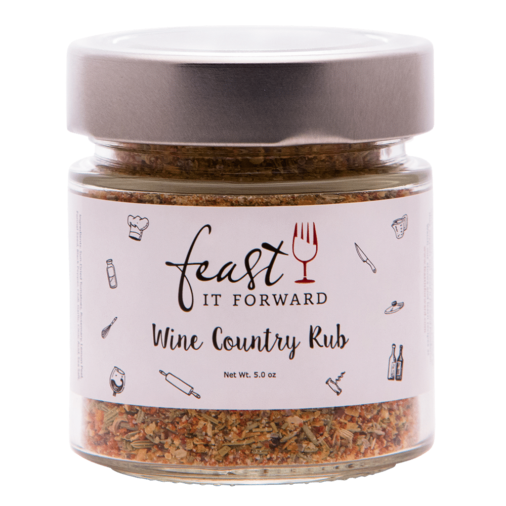 Wine Country Rub