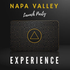 APEX LAUNCH PARTY // Napa Valley Experience