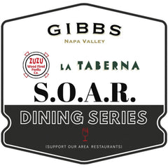 GIBBS Harvest Party + S.O.A.R. SERIES: Sunday, Sept. 13th ZuZu Paella & La Taberna