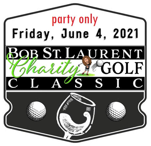 Bob's Charity Golf FEAST: PARTY ONLY
