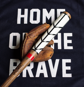 "Pillbox Bat Co. - ""Home of the Braves"""