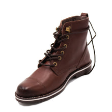 Leather Boots - THE HORSEMAN - HERITAGE BROWN