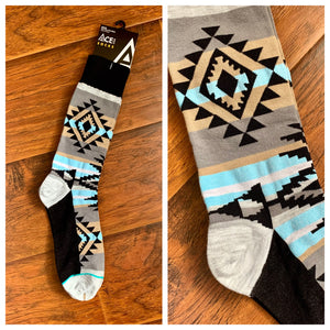 ACE USA TRIBAL BLANKET - SOCKS