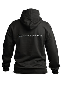 Original Blackstar Amps Black Hoody back