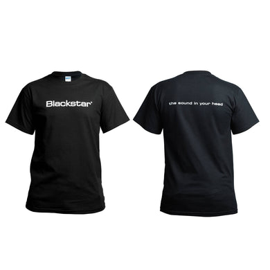 Blackstar Original t-shirt black short sleeved