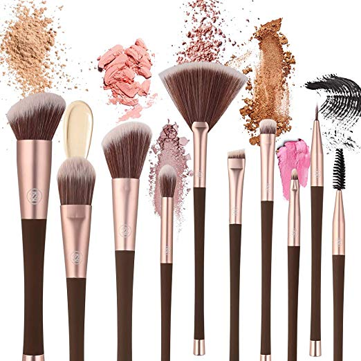 Makeup Brushes & Cleanser