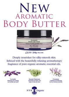 Body Oils/ Butters