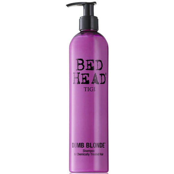 Tigi Bed Head Dumb Blonde Shampoo 400ml - Grace Beauty