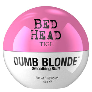Tigi Bed Head Dumb Blonde Smoothing Stuff 48g - Grace Beauty
