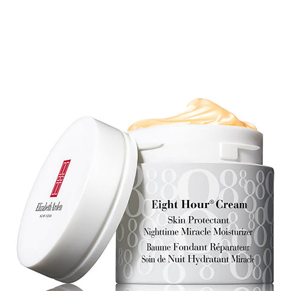 Elizabeth Arden Eight Hour Cream Skin Protectant Nighttime Miracle Moisturiser 50ml - Grace Beauty
