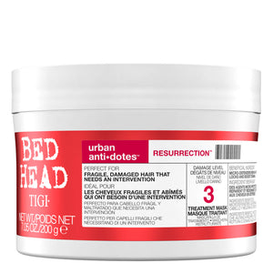 TIGI Bed Head Urban Antidotes Resurrection Treatment Mask 200g - Grace Beauty