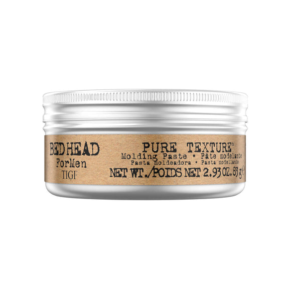 TIGI Bed Head for Men Pure Texture Molding Paste (83g) - Grace Beauty
