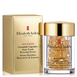 Elizabeth Arden Advanced Ceramide Capsules Daily Youth Restoring Eye Serum 60 Capsules - Grace Beauty